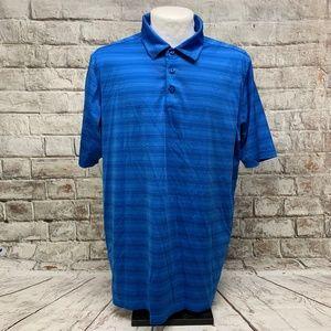 Under Armour Mens Heat Gear Golf Polo Shirt Sz Xl